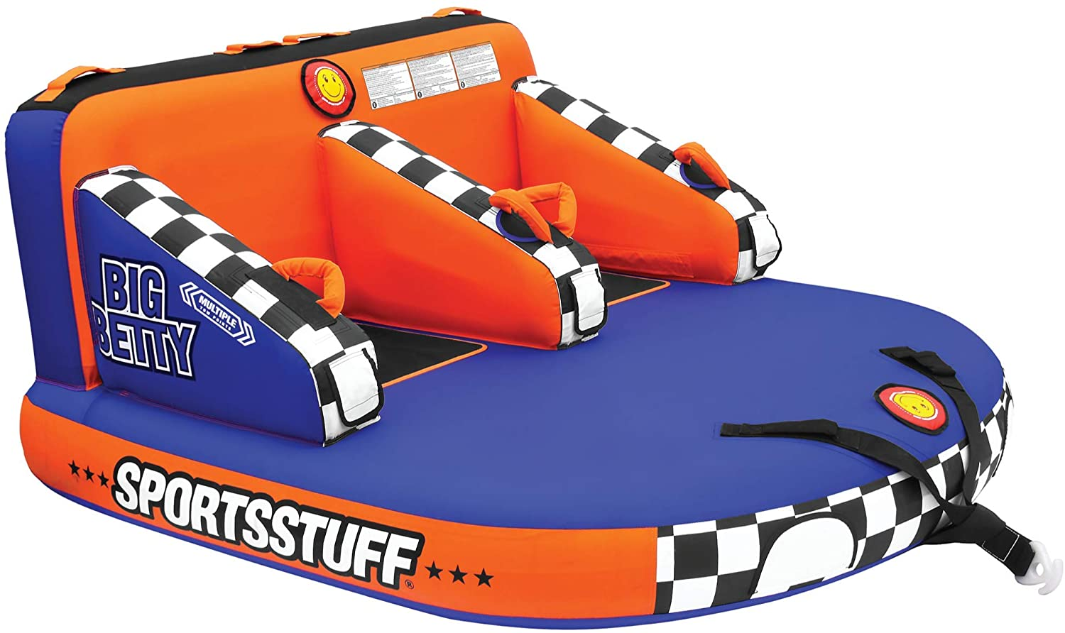 Best 2 Person Towable Tubes for Adults & Kids