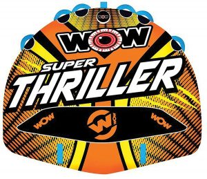 WOW Watersports Thriller Deck Towable Tube